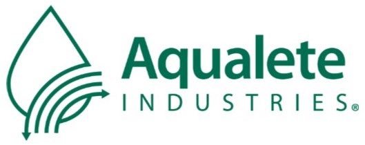 aqualete industries logo for the free webex, talking about the wts2000, portable sediment tank